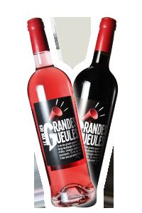 Grandes Gueules - Vin de Bordeaux rouge et rosé