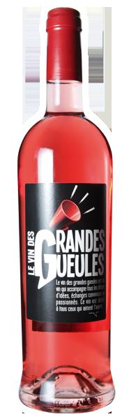 Bordeaux Rosé - le vin des Grandes Gueules